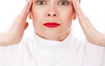 De eerste (vage) symptomen van stress